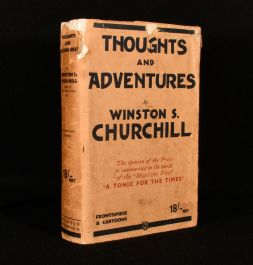 1932 Thoughts and Adventures