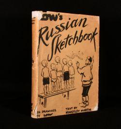 1932 Low's Russian Sketchbook