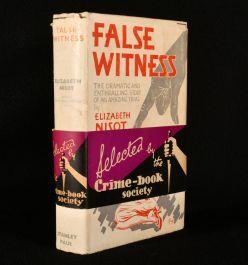 1938 False Witness