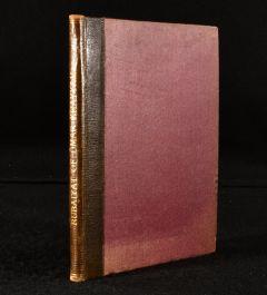 1872 Rubaiyat of Omar Khayyam