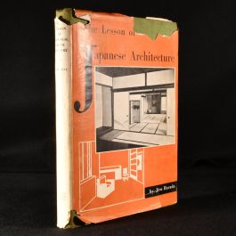 1936 The Lesson of Japanese Architecture