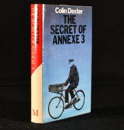 1986 Colin Dexter The Secret of Annexe 3