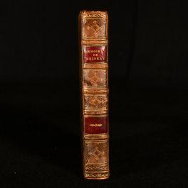 1732 Memoires Historiques et Critiques
