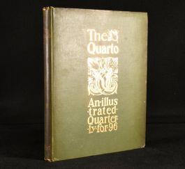 1896 The Quarto: an Artistic Literary and Musical Quarterly