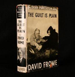 1938 The Guilt is Plain Mr. Pinkerton's Adventure at Brighton