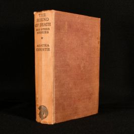 1933 The Hound of Death and Other Stories