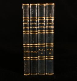1831-3 Henry Blunt's Lectures