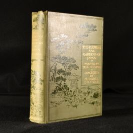 1908 The Flowers and Gardens of Japan