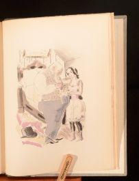 1924 Charles-Louis Philippe Bubu de Montparnasse Illus Chas Laborde Limited Ed