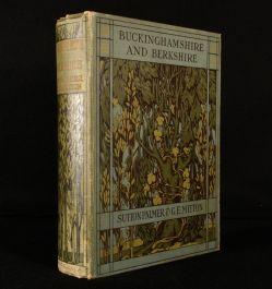 1920 Buckinghamshire and Berkshire