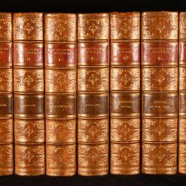 1876-77 The Waverley Novels