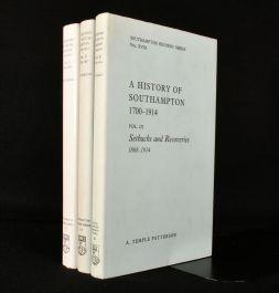 1966-75 A History of Southampton 1700-1914