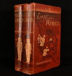 1890 2vol In Darkest Africa