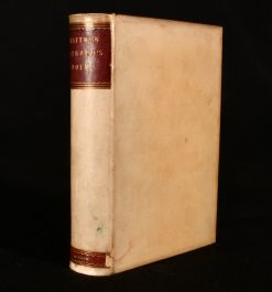 1898 The Poetical Works of Matthew Arnold