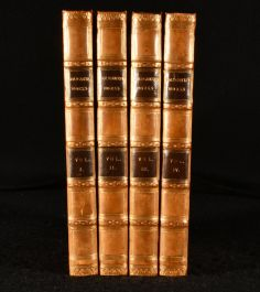 1816 The Miscellaneous Works of Oliver Goldsmith