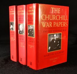 1993 The Churchill War Papers