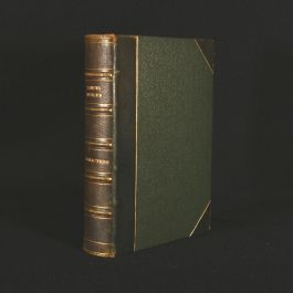1908 Characters and Passages From Note-Books