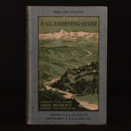 1914 Gladdening River Manuel First Edition Folding Maps Illustrated Presbyterian