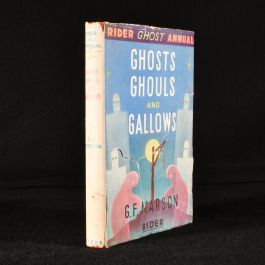 1946 Ghosts Ghouls and Gallows