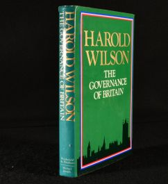 1976 The Governance of Britain