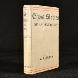 1937 Ghost Stories of an Antiquary