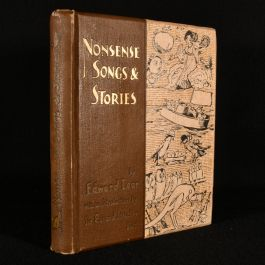 1895 Nonsense Songs and Stories