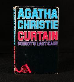 1975 Curtain Poirot's Last Case