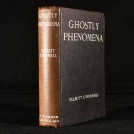 1913 Ghostly Phenomena