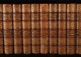 1904 Secret Memoirs of the Court