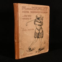 1922 The Most Excellent Historie of MacHamlet Hys Handycap