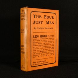 1905 The Four Just Men