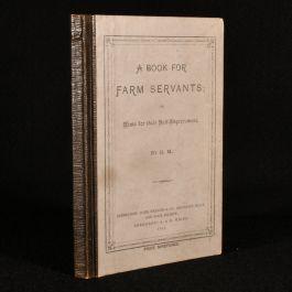1881 A Book for Farm Servants
