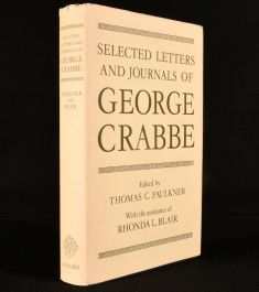 1985 Selected Letters and Journals of George Crabbe