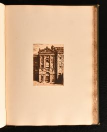 1888 Etchings Of Bath