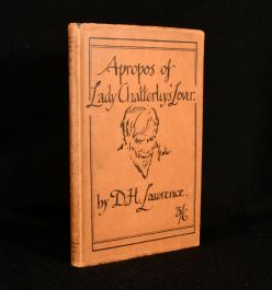 1930 A Propos of Lady Chatterley's Lover