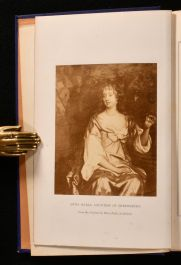 1869 Althorp Memoirs, or Biographical Notices of Lady Denham, the Countess