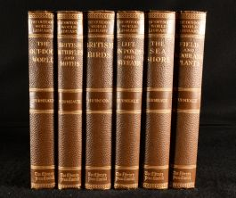 1923 6vol The Outdoor Library