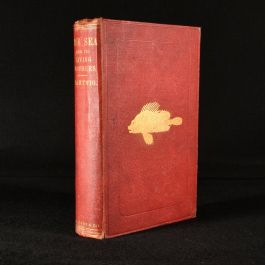 1873 The Sea and Its Living Wonders