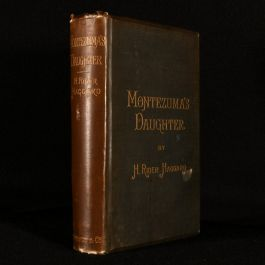 1893 Montezuma's Daughter