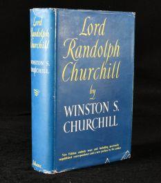 1952 Lord Randolph Churchill