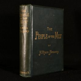 1894 The People of the Mist