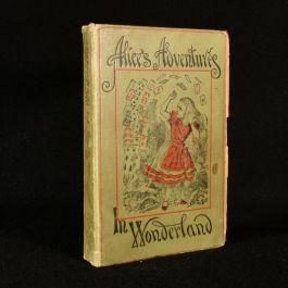 1894 Alice's Adventures in Wonderland
