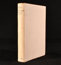 1950 Diary of E.R. Chudleigh