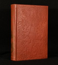 1914 The Brown Fairy Book