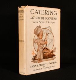 1911 Catering For Special Occasions With Menu and Recipes