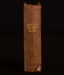 1866 The American Family Receipt Book