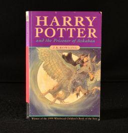 1999 Harry Potter and the Prisoner of Azkaban
