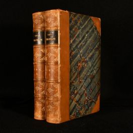 1858-9 The Virginians. A Tale of the Last Century.