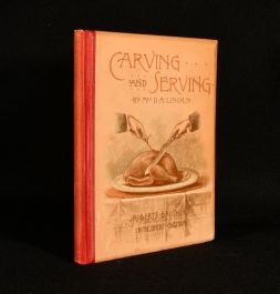 1891 Carving and Serving