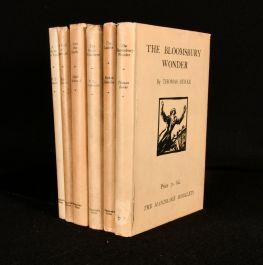 1929 Six Mandrake Press Booklets